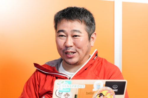 株式会社SenSprout(センスプラウト) 代表取締役 三根 一仁氏
